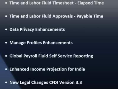 Peoplesoft Modernization