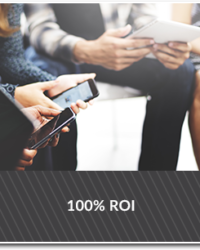 100% ROI