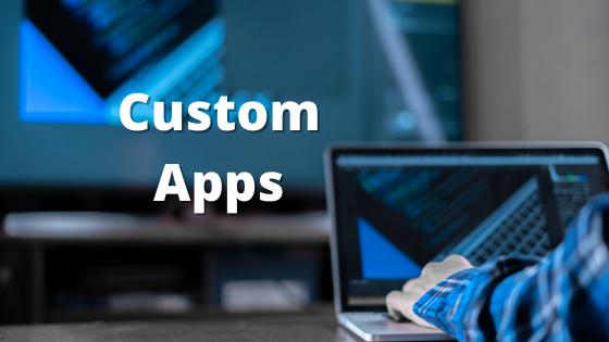 Custom Apps Oracle
